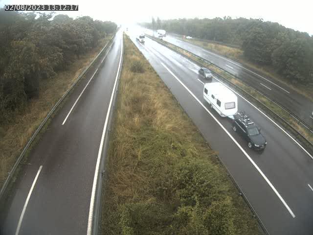 Caméra autoroute France - A31, Velaine-en-Haye direction Nancy