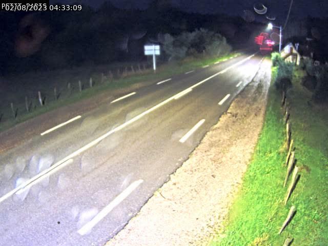 Caméra autoroute France - N57, Côte de la main direction Besançon